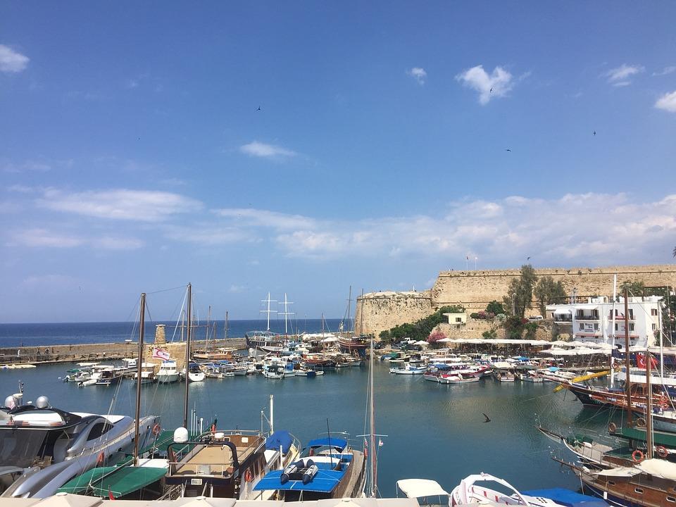 Last Minute severní Kypr – Kyrenia na 8 dní s All inclusive za 12.780 Kč