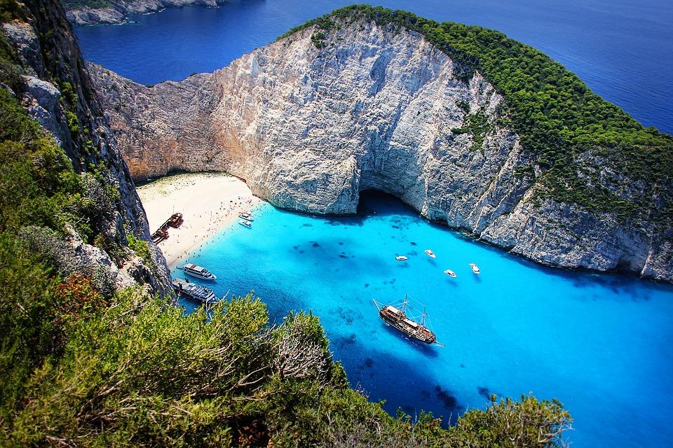 Last Minute Zakynthos -Řecko na 11 dní s polopenzí za 15.990 Kč ♥