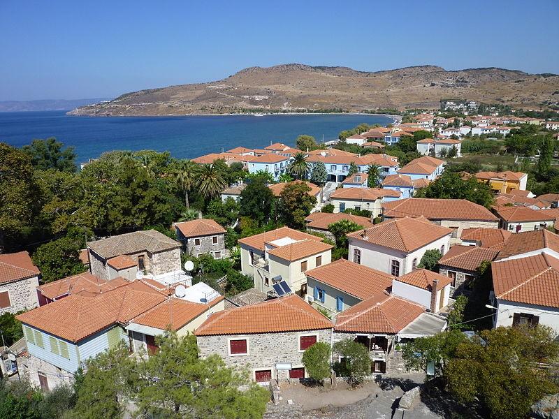 Řecko - Lesbos