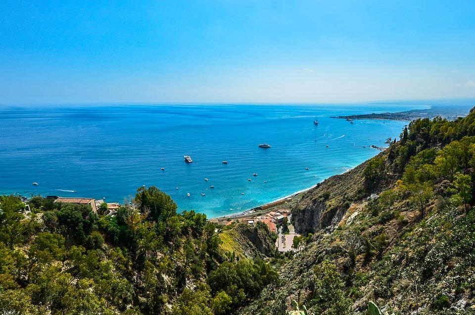 Last Minute Sicílie – Itálie na 8 dní s polopenzí za 12.990 Kč