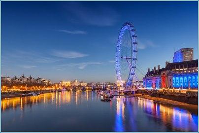Eurovíkend v Londýně
