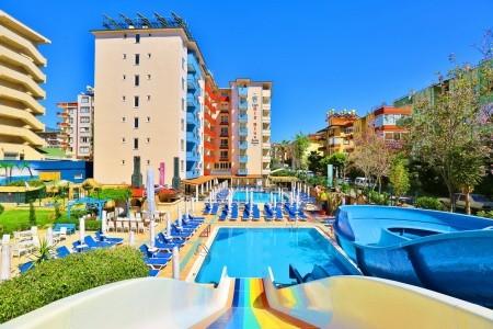 Last Minute Turecko – Alanya na 8 dní se slevou 45%.♥